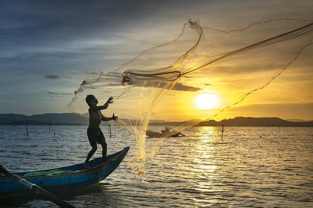 Lovenie rýb pre ženy