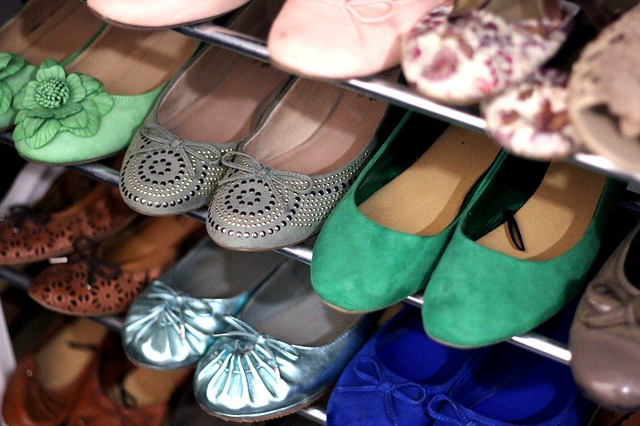 Baletná škola: 8 párov štýlovej baletnej obuvi