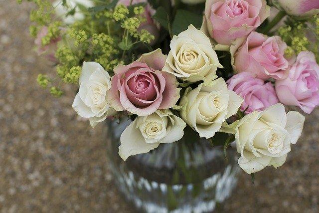 Starostlivosť o rezané kvety