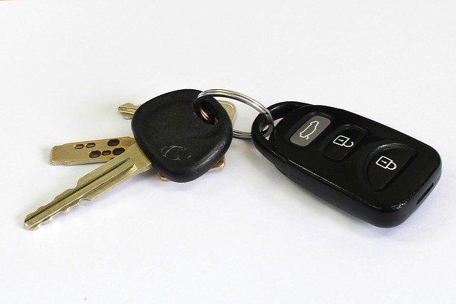 Diely a prvky kvašim kľúčom od auta!